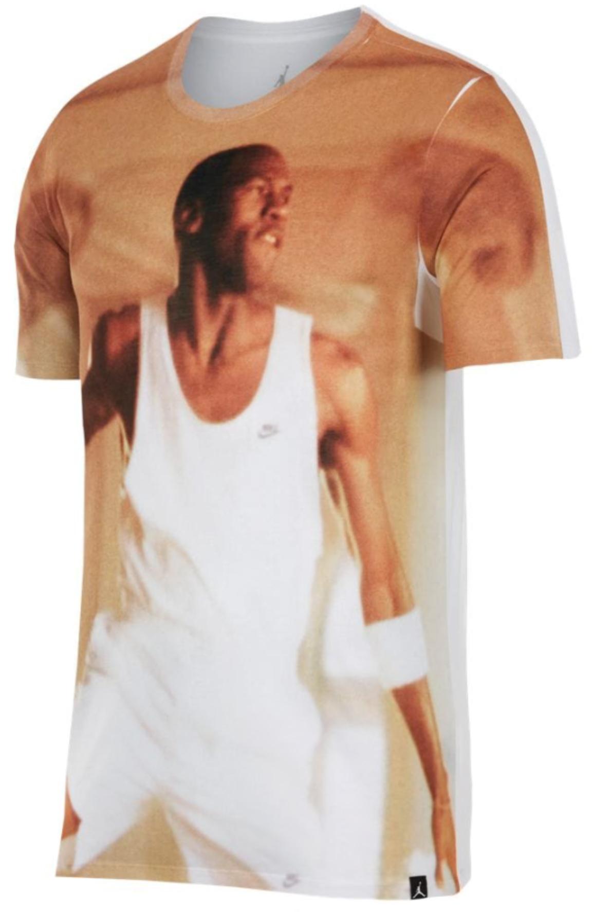 jordan-14-desert-sand-t-shirt-match