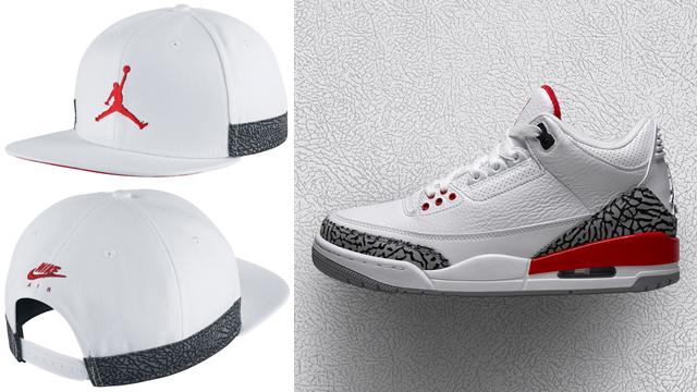 jordan-3-katrina-snapback-hat