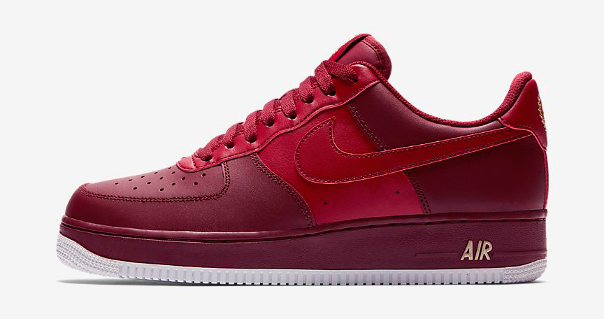 nike-air-force-1-low-team-red-metallic-gold-release-date