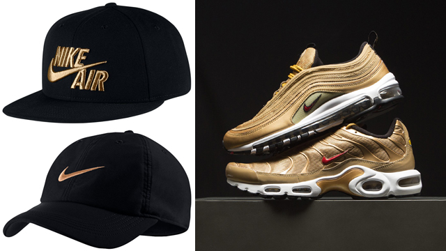 nike air max vapormax 97 gold