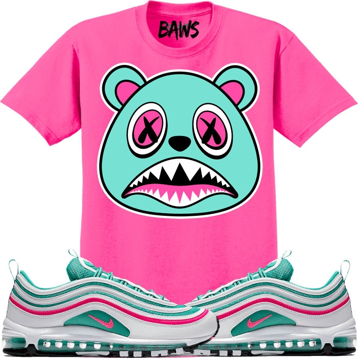 9396af1389 Air Max 97 South Beach Clothing and Hats | SneakerFits.com