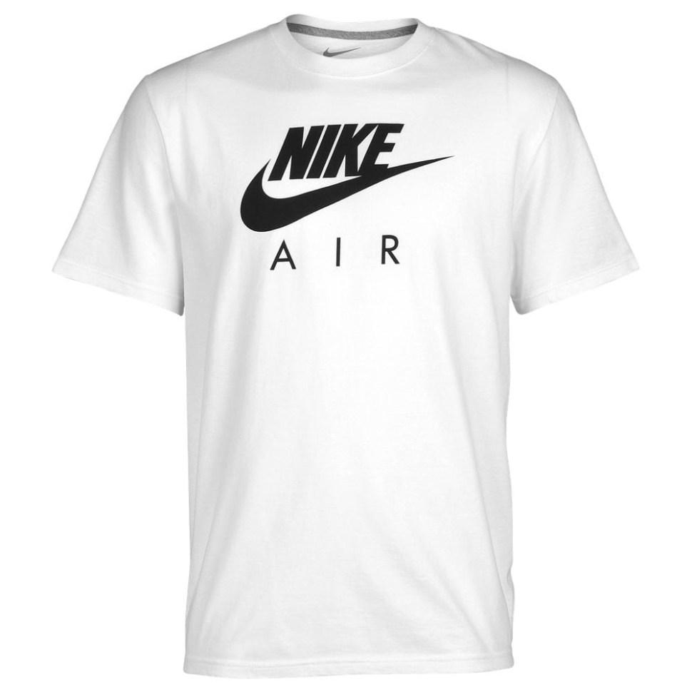 nike shirt white