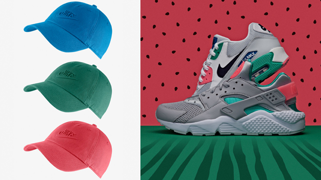 nike-air-watermelon-hat-match