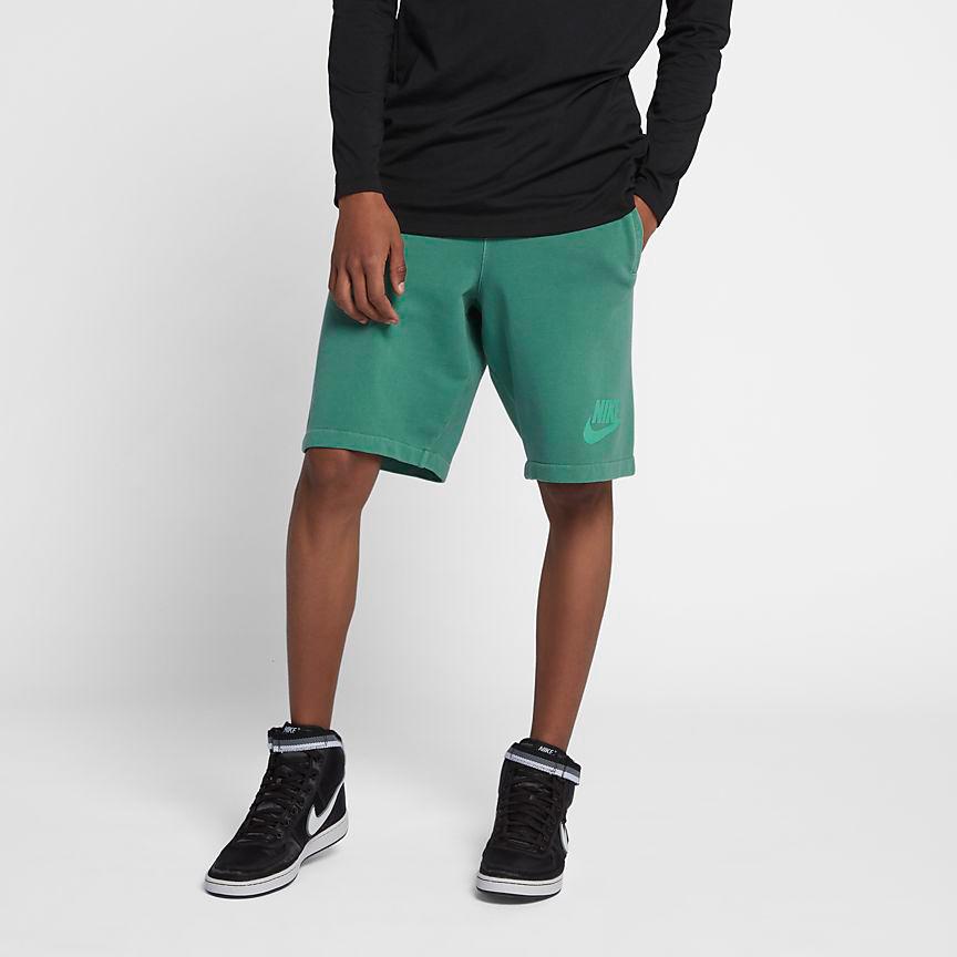 nike-air-watermelon-shorts-green-1