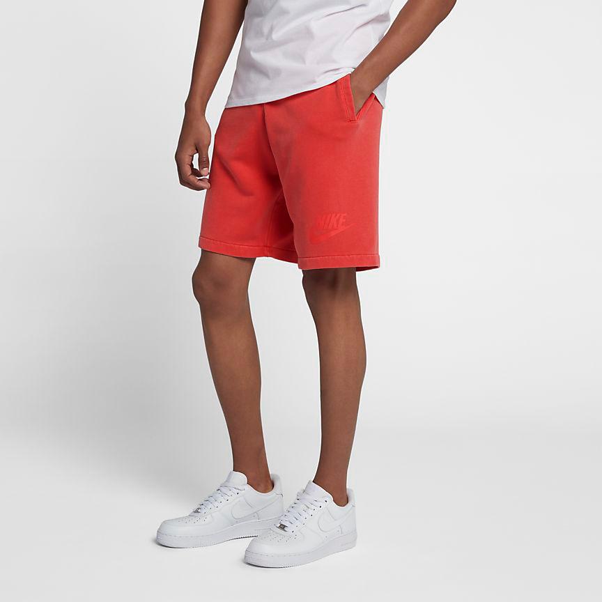 nike-air-watermelon-shorts-red-1