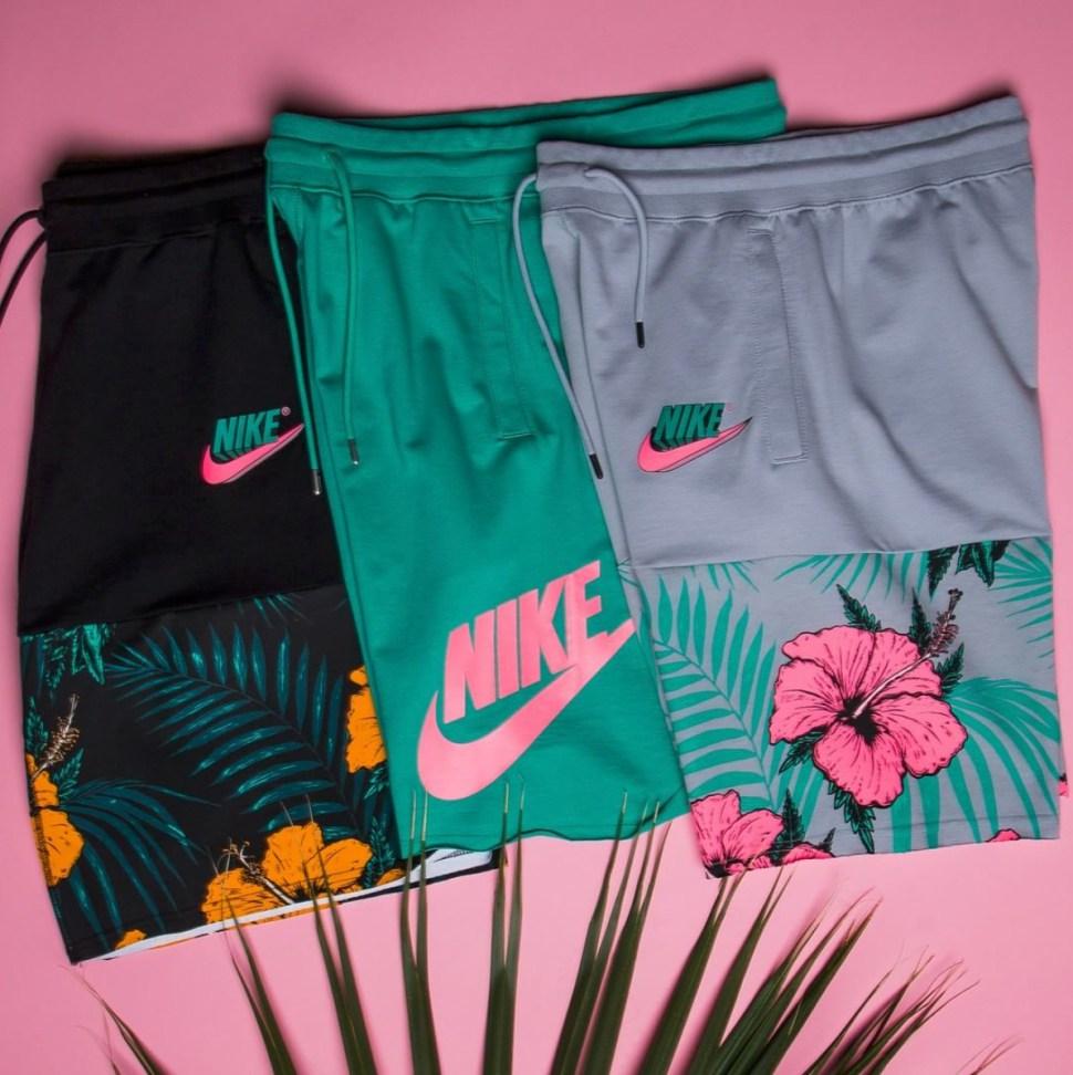 nike-air-watermelon-south-beach-shorts