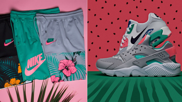 nike-air-watermelon-south-beach-shorts