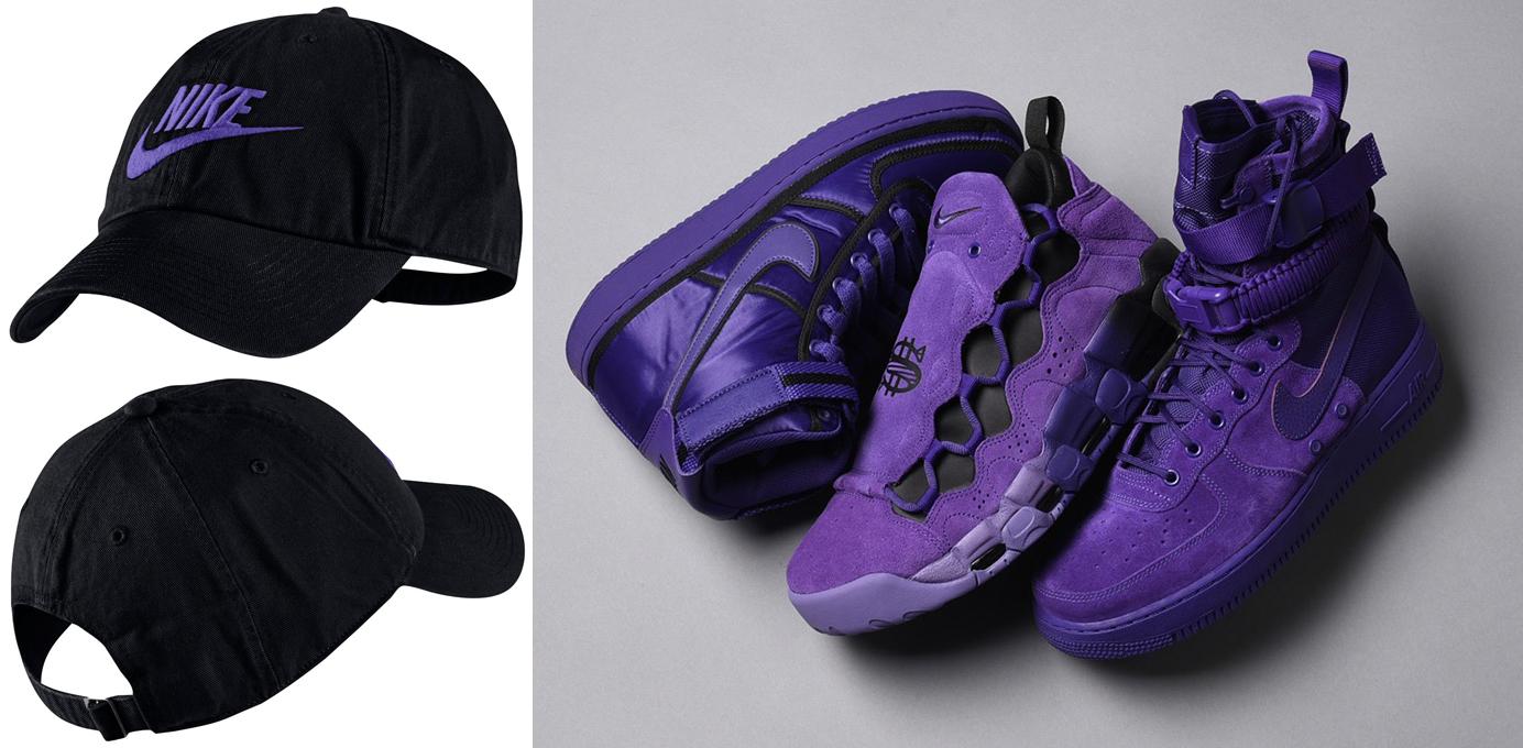 nike-court-purple-sneaker-hat-match