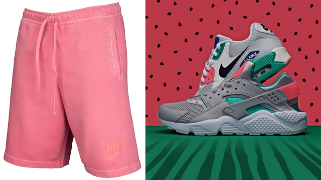 nike-south-beach-watermelon-pink-shorts