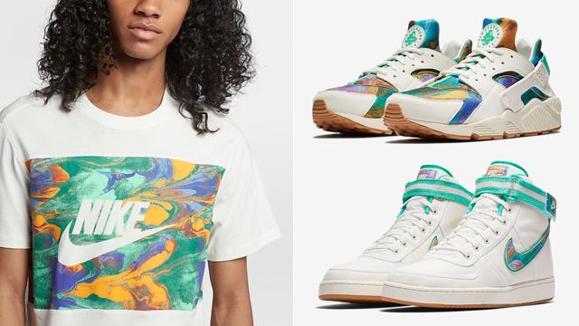 "0e92c0e14acc98 Nike Sportswear ""Print"" Pack Including Nike Air Huarache"