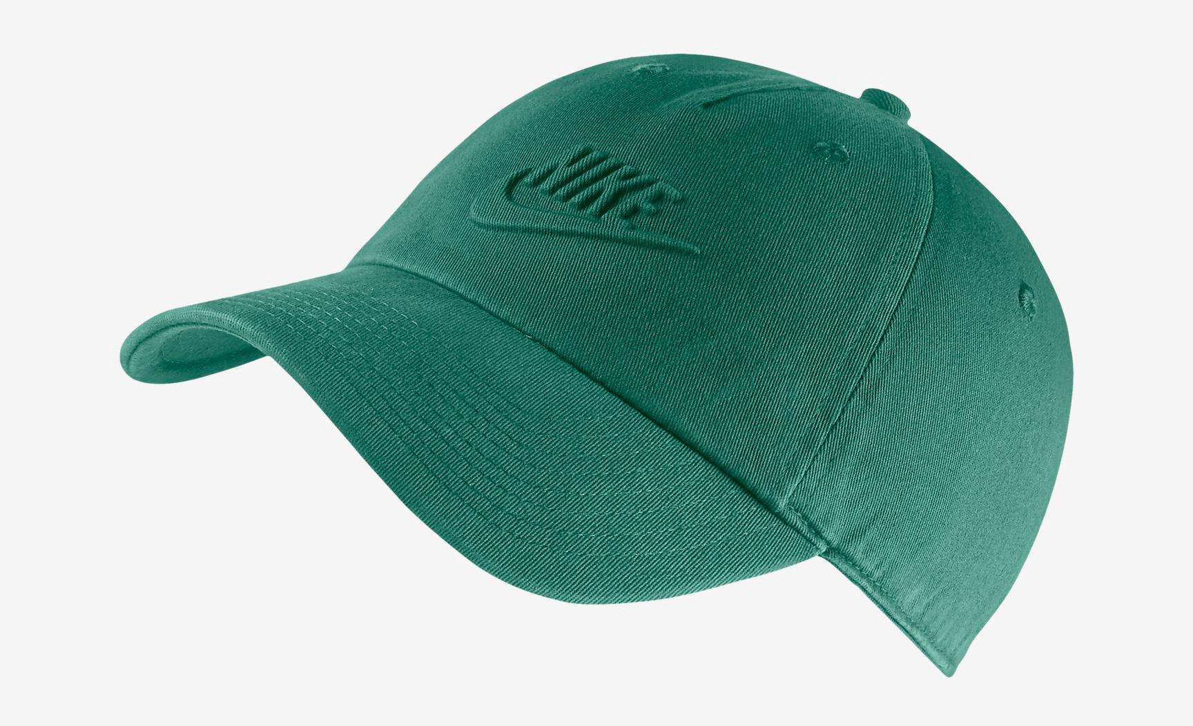 nike watermelon south beach hat match green 1