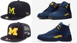 air-jordan-12-michigan-new-era-cap-match