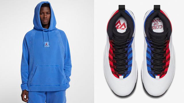 jordan-10-westbrook-olympians-hoodie-shorts-match