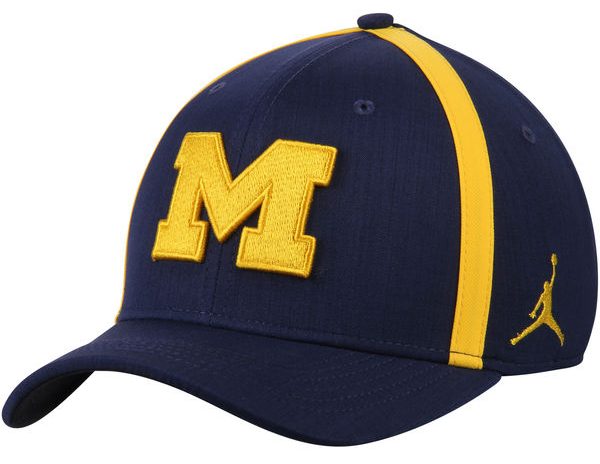 jordan-12-michigan-wolverines-hat-match-1