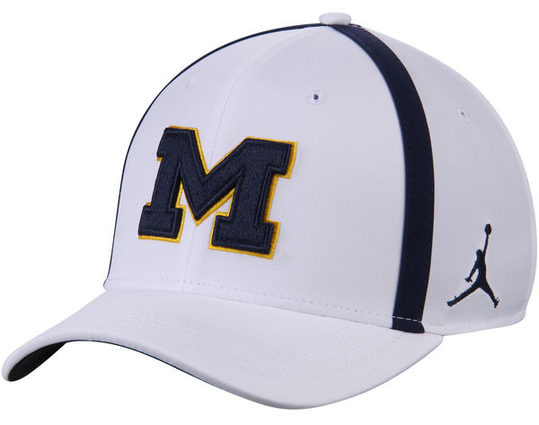 jordan-12-michigan-wolverines-hat-match-2