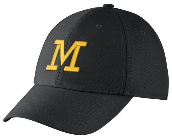 jordan-12-michigan-wolverines-hat-match-4