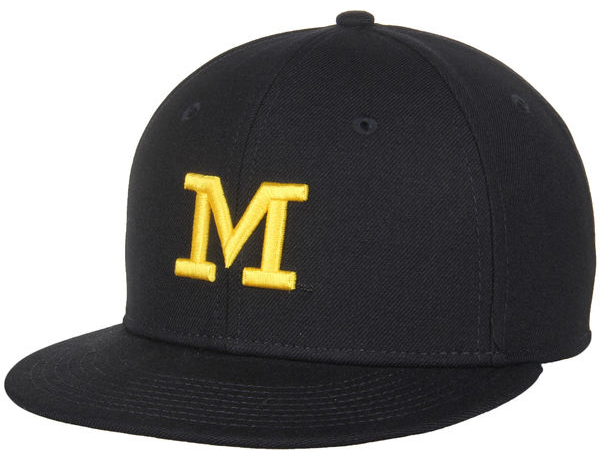 jordan-12-michigan-wolverines-hat-match-6