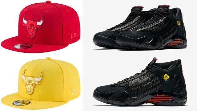 jordan-14-last-shot-bulls-snapback-hat