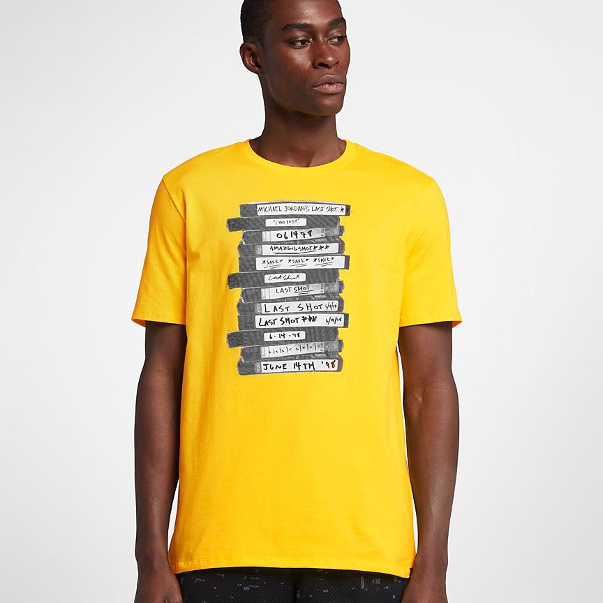 jordan-14-last-shot-casettes-shirt-2