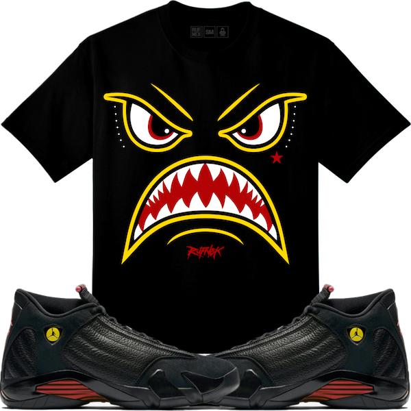 jordan-14-last-shot-sneaker-tee-rufnek-1