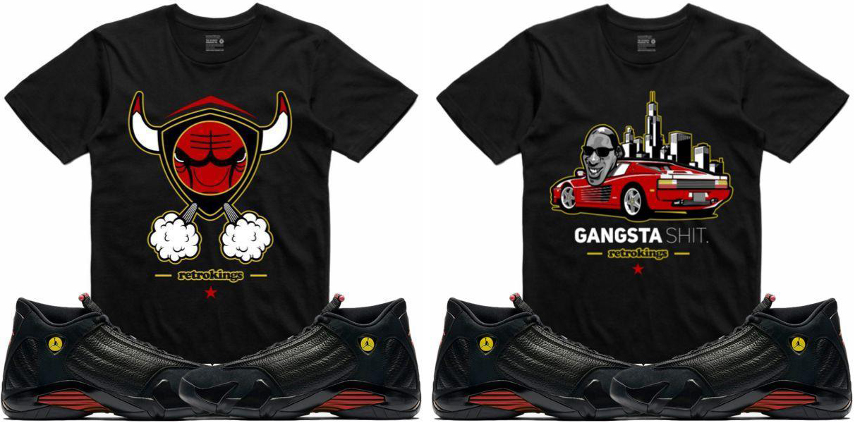 jordan-14-last-shot-sneaker-tee-shirts-retro-kings