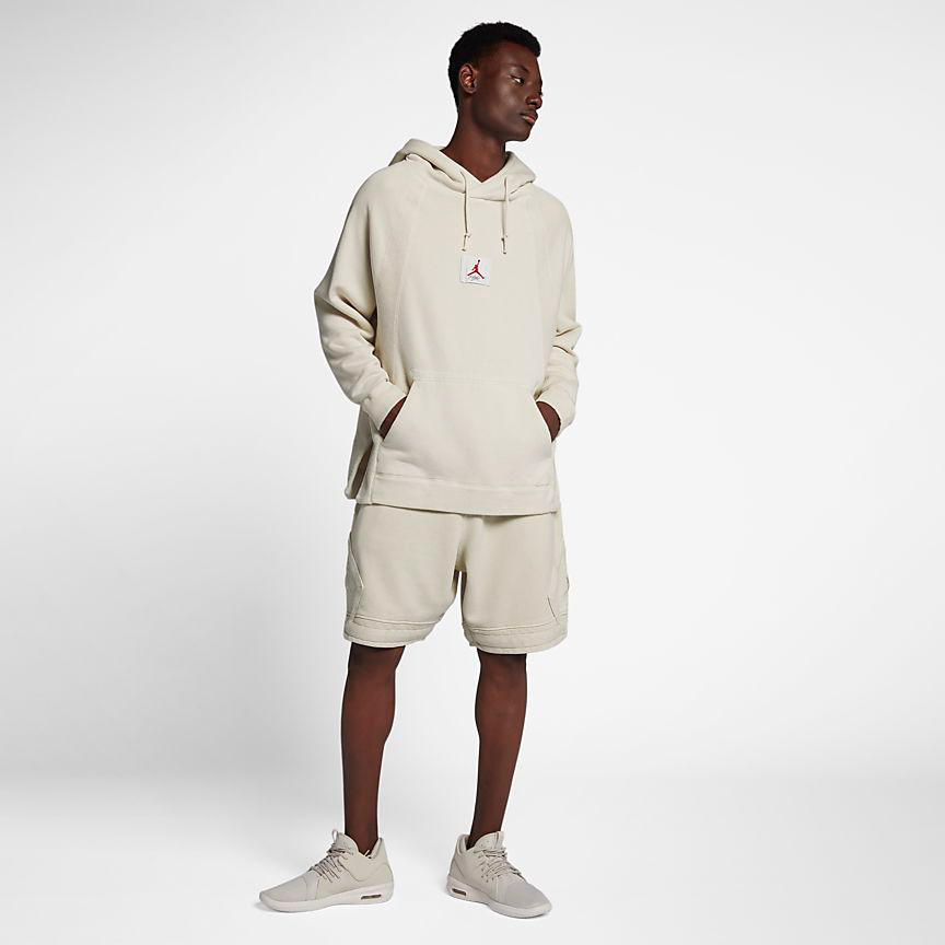 234f6fccff1 Jordan 3 International Flight Hoodie and Shorts | SneakerFits.com