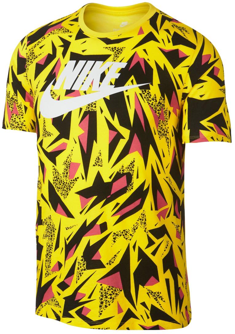 nike-air-huarache-yellow-shirt-match-1