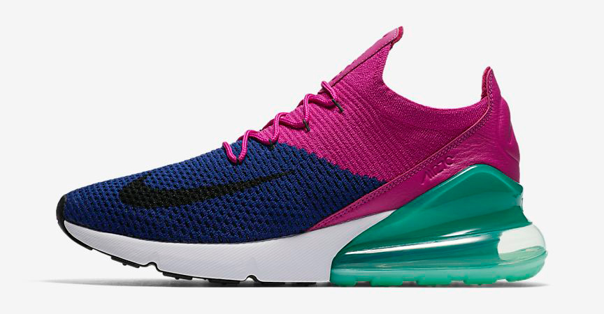 nike-air-max-270-flyknit-deep-royal-fuchsia-flash-release-date