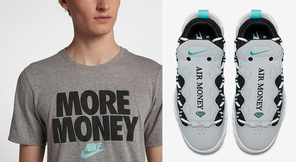 nike-air-more-money-wolf-grey-shirt-match