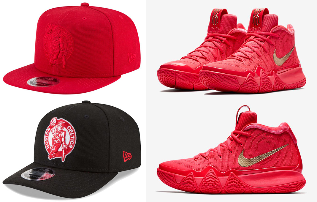 nike-kyrie-4-red-carpet-hat-match