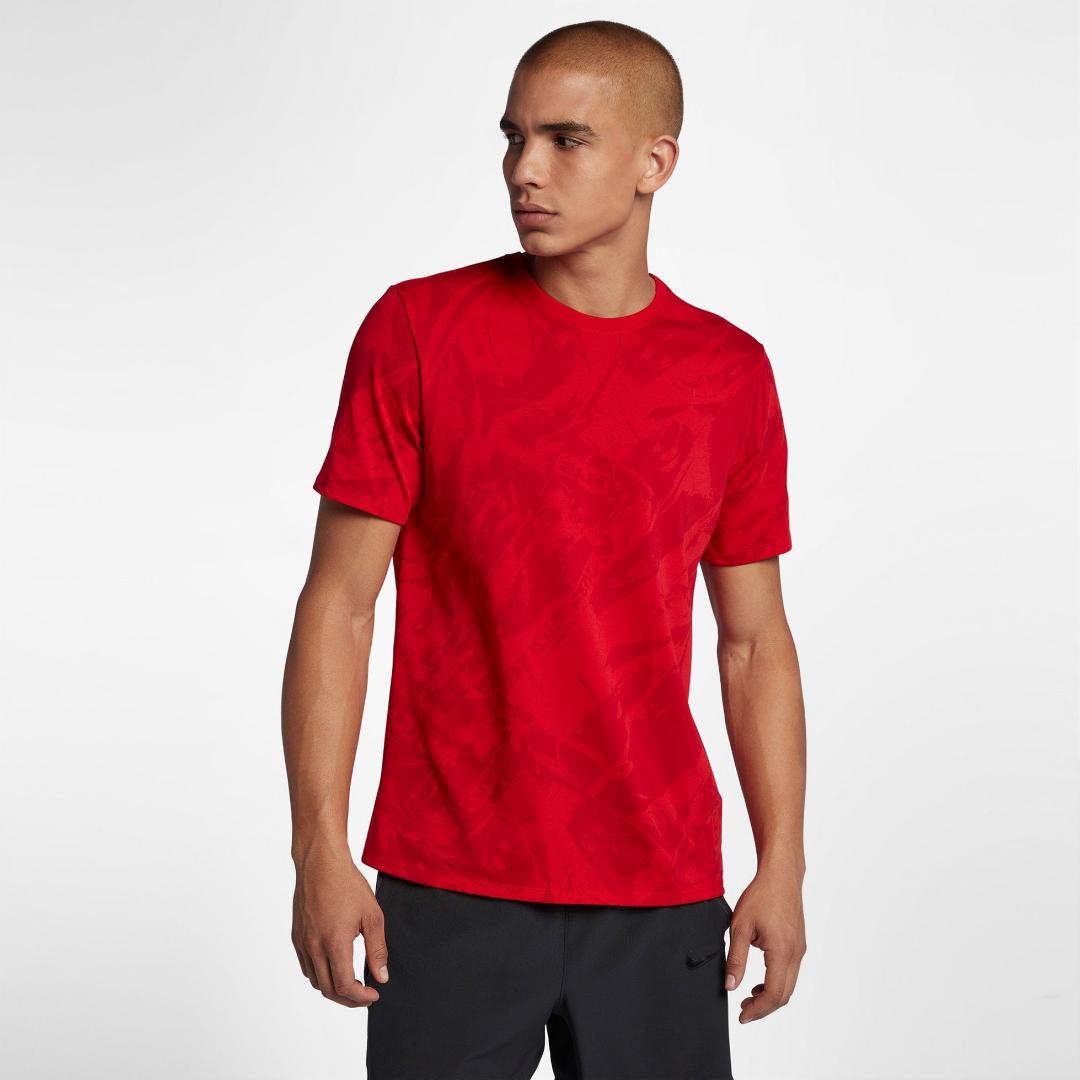 nike-kyrie-4-red-carpet-shirt-match-1