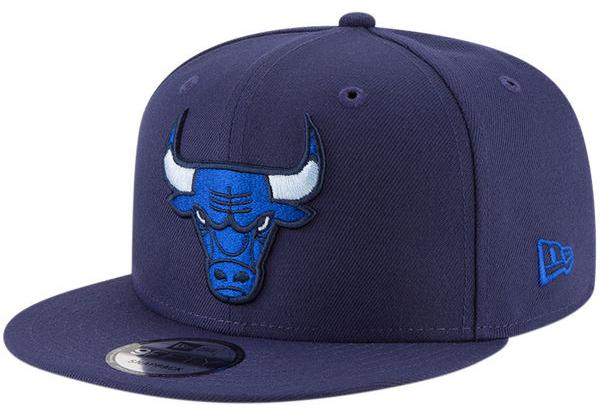air-jordan-1-hyper-royal-bulls-snapback-hat-1