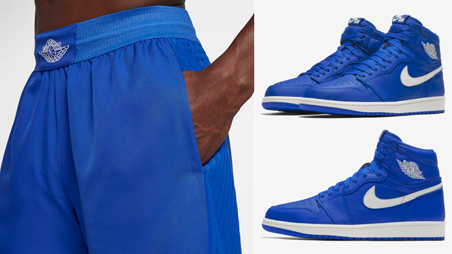 air-jordan-1-hyper-royal-shorts