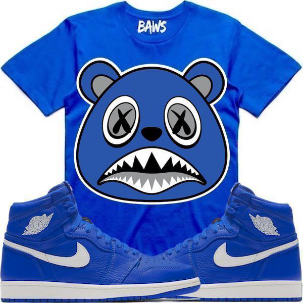 air-jordan-1-hyper-royal-sneaker-tee-shirt-baws-1