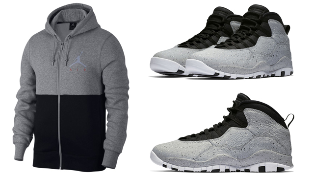 air-jordan-10-cement-grey-hoodie-match