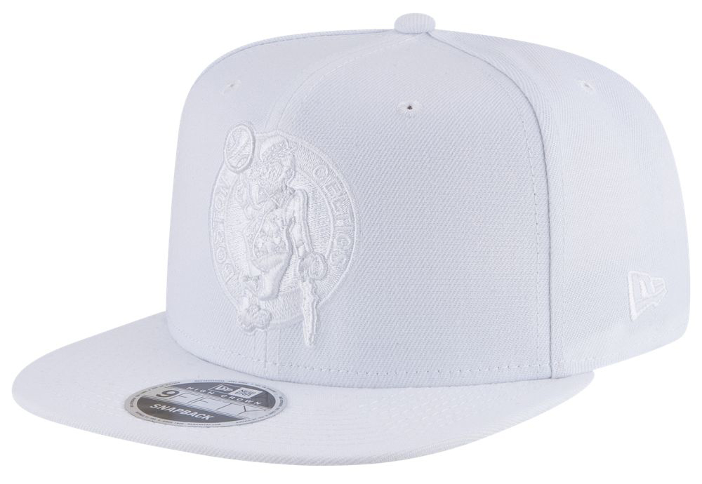 air-jordan-3-pure-triple-white-snapback-hat-celtics