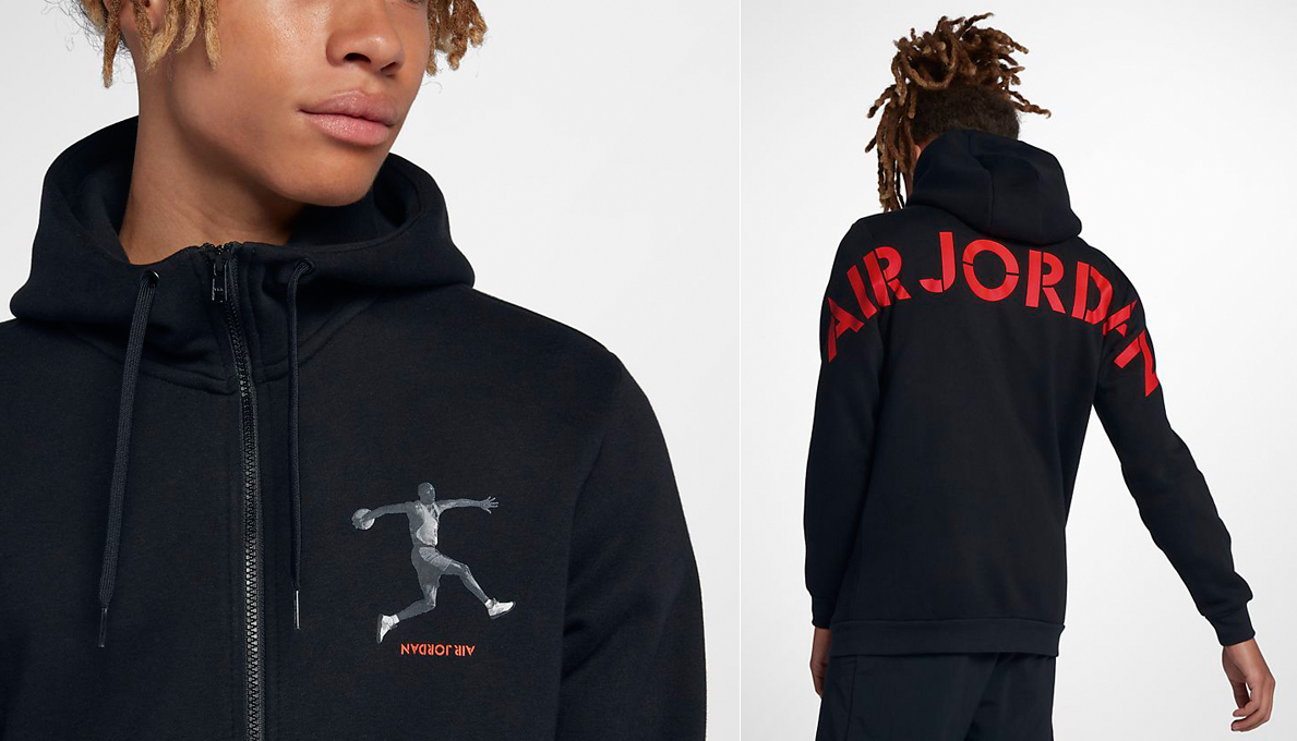 release date: 49ada 8c7ea Air Jordan 5 Satin Bred Hoodie Match | SneakerFits.com