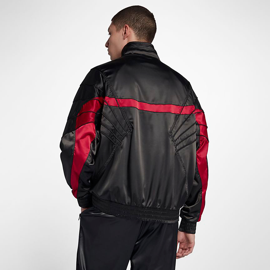 new styles large discount reputable site Air Jordan 5 Satin Bred Jacket | SneakerFits.com