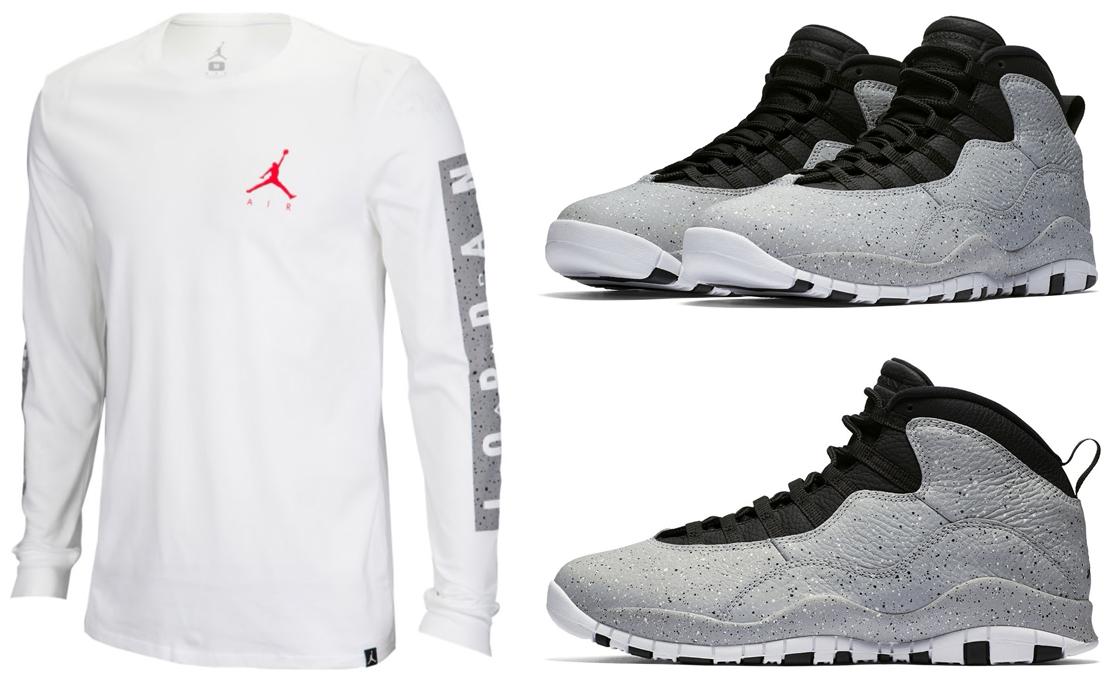jordan-10-cement-long-sleeve-shirt-match