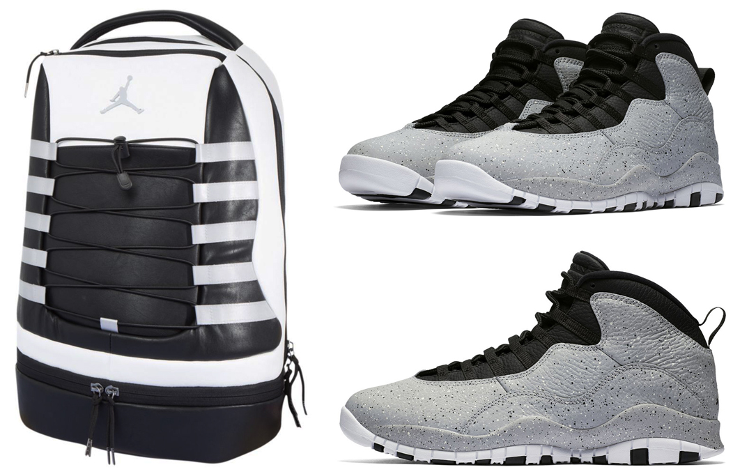 jordan-10-cement-smoke-grey-backpack-match