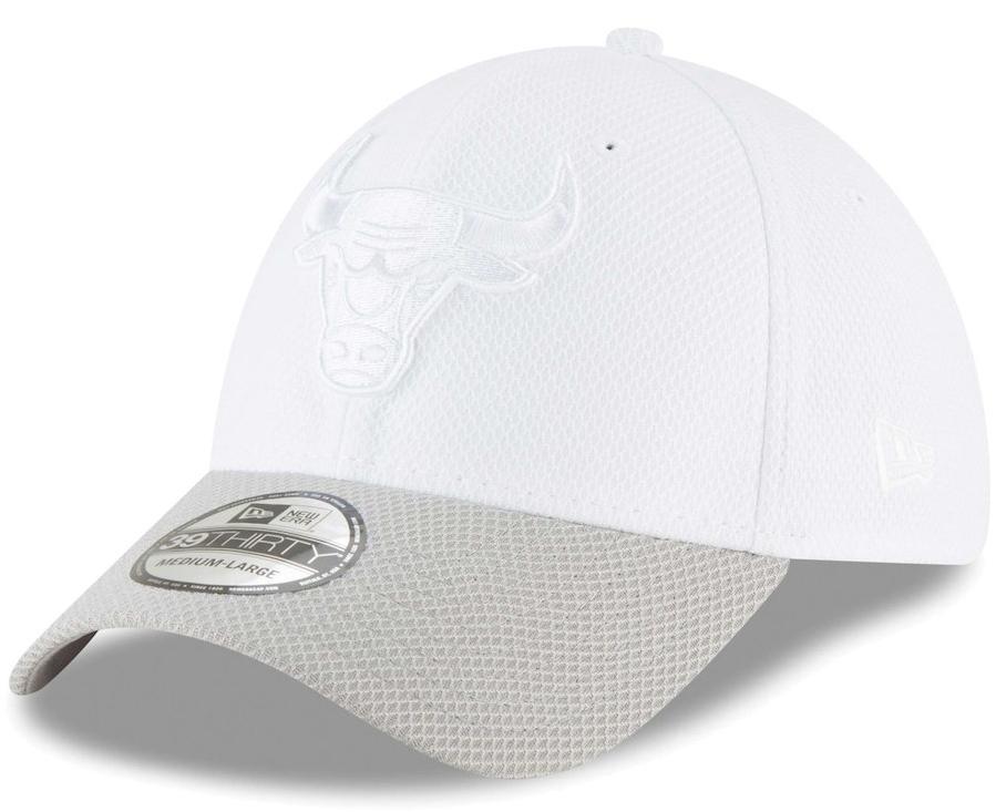82007395fd262c Air Jordan 3 Pure White New Era Bulls Hat