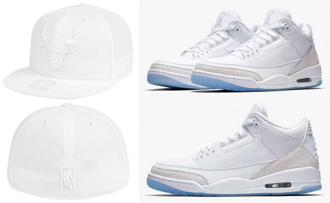 jordan-3-pure-white-bulls-new-era-cap