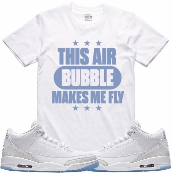 jordan-3-pure-white-money-sneaker-tee-shirt-retro-kings-1