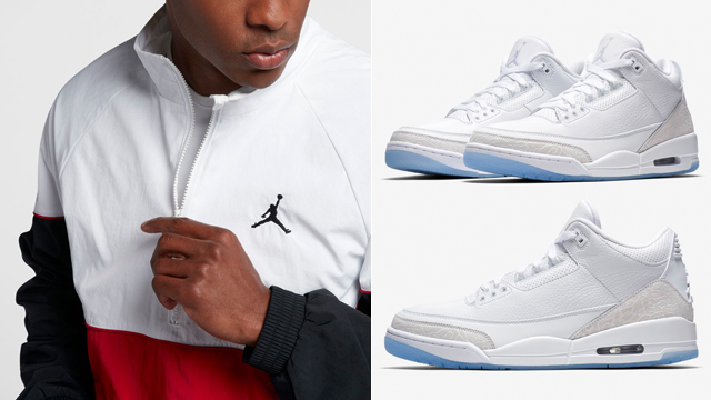 jordan-3-triple-white-jacket-match