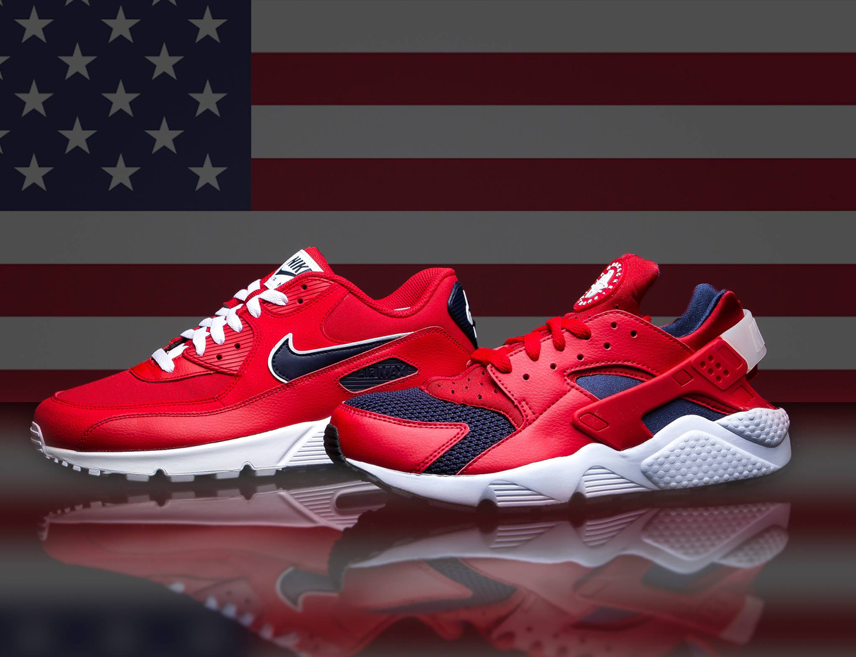 Nike July 4th USA Sneakers Jacket Match |
