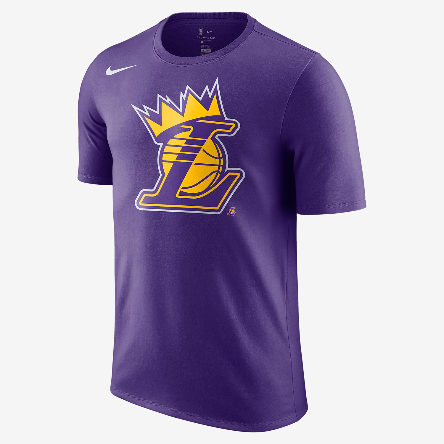 Nike Shirt LeBron LA Lakers | Crown T SneakerFits.com