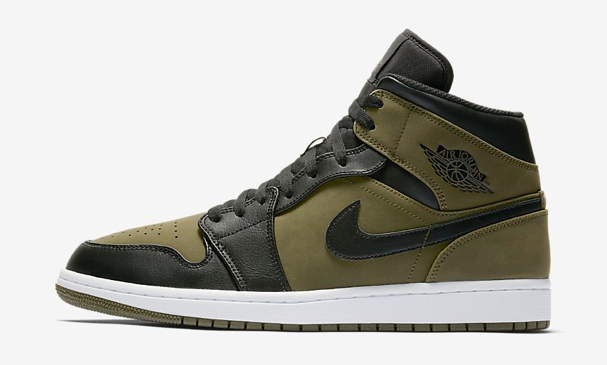 air-jordan-1-mid-olive-canvas-release-date