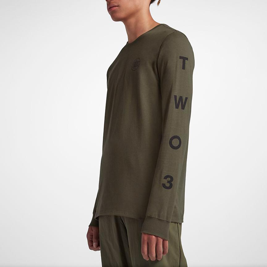 air-jordan-12-olive-chris-paul-long-sleeve-shirt-3