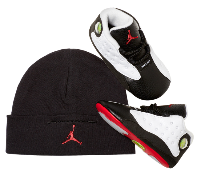 best loved 55b4a 82ccb Jordan 13 He Got Game Kids Shoes and Shirts | SneakerFits.com