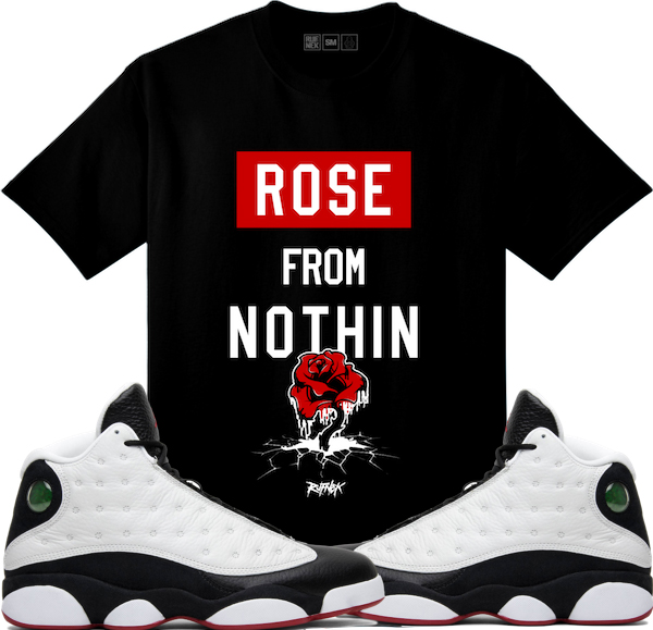 6e96515be034a0 Jordan 13 He Got Game Sneaker Shirts by Original RUFNEK ...